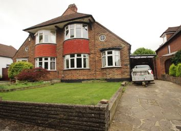 Thumbnail 3 bed semi-detached house for sale in Court Road, Orpington