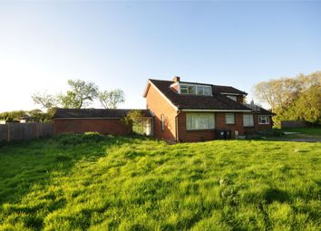 Thumbnail 4 bed detached house for sale in Hillview, Throcking, Hertfordshire