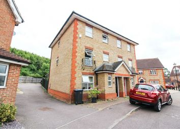 Thumbnail 4 bed semi-detached house for sale in Malkin Drive, Church Langley, Harlow, Essex