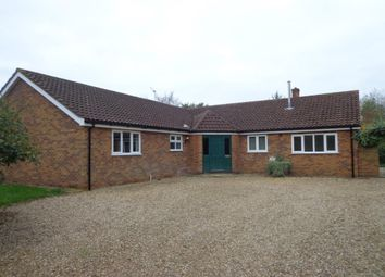 Thumbnail 4 bed detached bungalow to rent in Church Lane, Whittington
