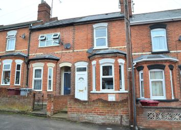 Thumbnail 2 bed terraced house to rent in Shaftesbury Road, Reading, Berkshire