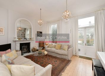 Thumbnail 5 bedroom terraced house for sale in Belsize Road, London