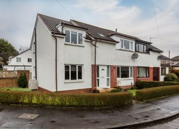 Thumbnail 4 bedroom semi-detached house for sale in 4, St Abbs Drive, Paisley