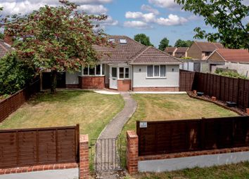 Thumbnail 4 bed detached bungalow for sale in Mountway Close, Bishops Hull, Taunton