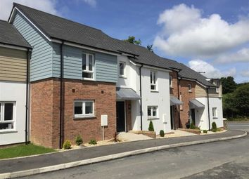 Thumbnail 3 bed end terrace house for sale in Brooks Ave, Holsworthy, Devon