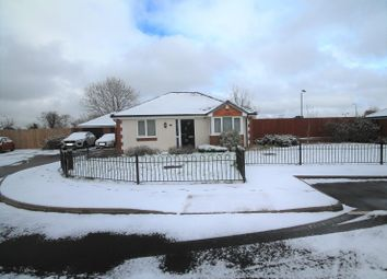 Thumbnail 4 bed detached bungalow for sale in Amphion Mews, West Bromwich