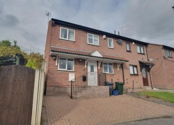 Thumbnail 4 bed semi-detached house to rent in Hazlewood Drive, Swinton, Rotherham