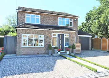 Thumbnail 4 bed detached house for sale in Mayflower Close, Nazeing, Essex.
