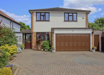 Thumbnail 3 bed detached house for sale in Wallasey Crescent, Ickenham