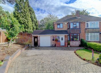 Thumbnail 3 bedroom semi-detached house for sale in Southview Road, Sedgley, Dudley