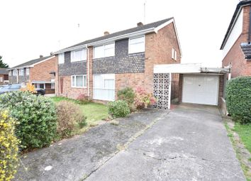 Thumbnail 3 bed semi-detached house for sale in Dee Road, Tilehurst, Reading