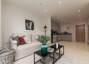 Thumbnail 3 bed town house for sale in Bourke Close, London