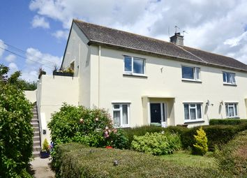 Thumbnail 2 bedroom flat for sale in Trenoweth Road, Alverton, Penzance