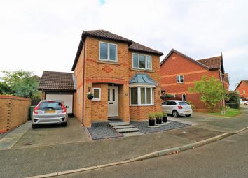 Thumbnail 3 bed detached house for sale in Tokely Road, Frating, Colchester, Essex