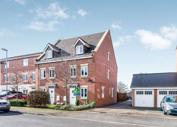 Thumbnail 4 bedroom semi-detached house for sale in Highlander Drive, Donnington, Telford
