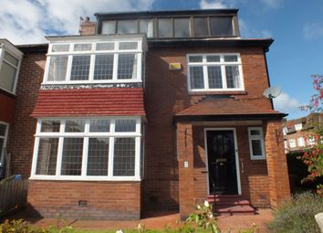 Thumbnail 5 bedroom semi-detached house for sale in Fowberry Crescent, Fenham, Newcastle Upon Tyne
