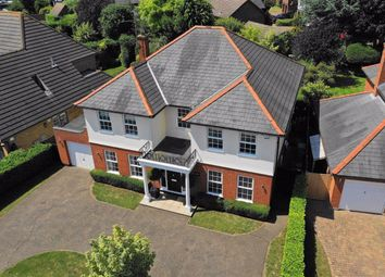 Thumbnail 5 bed detached house for sale in Bishopsteignton, Shoeburyness, Southend-On-Sea