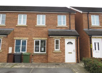 Thumbnail 2 bedroom town house for sale in St. Mathew Way, Leeds