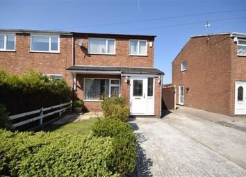 Thumbnail 3 bedroom semi-detached house for sale in Albrighton Road, Lostock Hall, Preston