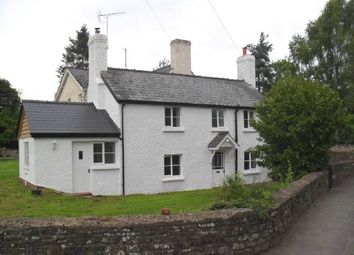 Thumbnail 2 bed cottage to rent in Ewyas Harold, Hereford