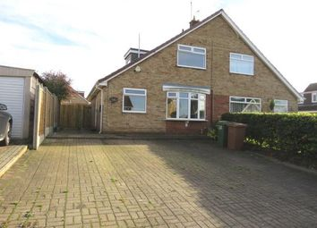 Thumbnail 3 bed bungalow to rent in Chapel Close, Skirlaugh, Hull
