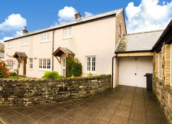 Thumbnail 4 bed detached house for sale in Forge Road, Llangynidr, Crickhowell