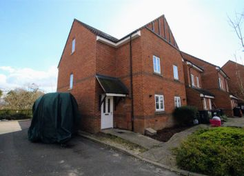 Thumbnail 3 bed end terrace house for sale in Pavilion Close, Swindon