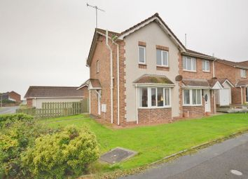 Thumbnail 2 bed semi-detached house for sale in The Fairways, Seascale