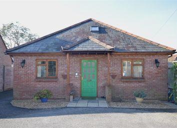 Thumbnail 3 bedroom bungalow for sale in Queen Gardens, Stockbridge, Chichester, West Sussex
