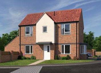 Thumbnail 3 bed detached house for sale in Ocker Hill Road, Tipton