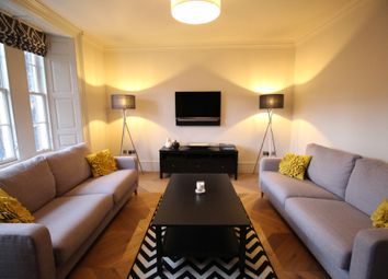 Thumbnail 3 bedroom flat to rent in Queen Street, Central, Edinburgh
