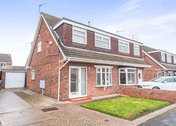 Thumbnail 3 bedroom semi-detached house for sale in Hathersage Road, Hull