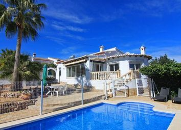 Thumbnail 3 bed chalet for sale in Benitachell, Alicante, Spain