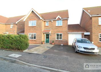 Thumbnail 5 bed detached house for sale in Carrel Road, Gorleston, Great Yarmouth