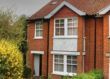 Thumbnail 4 bedroom semi-detached house for sale in London Road, Beccles