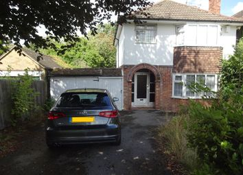 Thumbnail 3 bed detached house for sale in Woodfield Road, Leicester