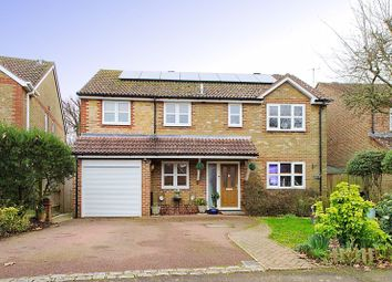 Thumbnail 4 bed detached house for sale in Nelson Close, Tangmere