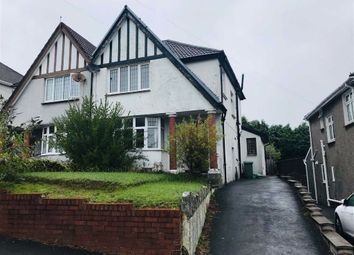 Thumbnail 3 bed semi-detached house for sale in Dunraven Road, Swansea