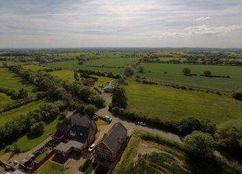 Thumbnail 4 bed detached house for sale in Fenwick Common Lane, Moss, Doncaster