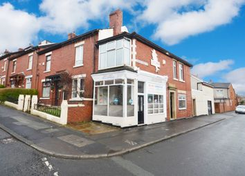 Thumbnail Commercial property for sale in Chip Shop & Living Accommodation, Off Wensley Road, Blackburn