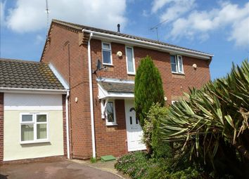 Thumbnail 2 bedroom terraced house to rent in Wooll Drive, North Walsham