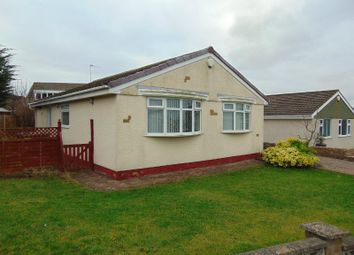 Thumbnail 2 bed detached bungalow to rent in Highcliffe Grove, New Marske