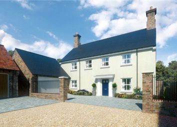 Thumbnail 4 bed detached house for sale in Chequers Place, Lytchett Matravers, Poole