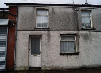Thumbnail 2 bed terraced house for sale in Cardiff Road, Mountain Ash