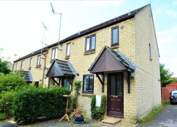 Thumbnail 2 bed terraced house for sale in Portwell, Cricklade, Wiltshire