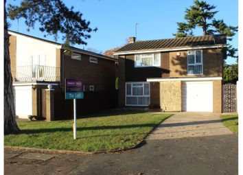 Thumbnail 3 bed detached house to rent in Abingdon Close, Uxbridge