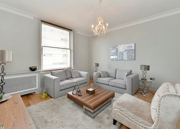 Thumbnail 3 bed flat to rent in Pembridge Gardens, London