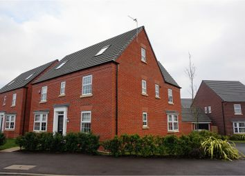 Thumbnail 6 bed detached house for sale in Minnesota Drive, Warrington