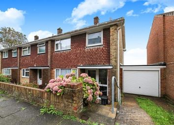 Thumbnail 3 bed semi-detached house for sale in Barrow Close, Brighton, East Sussex