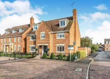 Thumbnail 5 bed detached house for sale in Pyree Square, ., Warwick, Warwickshire